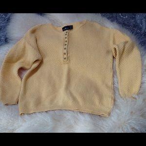 Hunters Run ladies sweater size large